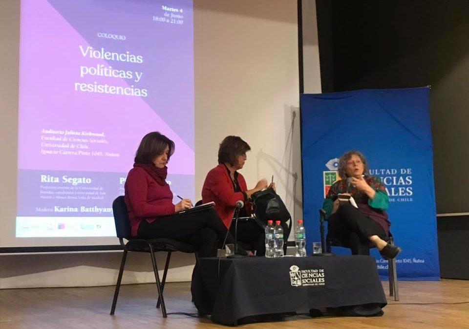 [VIDEO] Violencias Políticas y Resistencias con Rita Segato y Pilar Calveiro