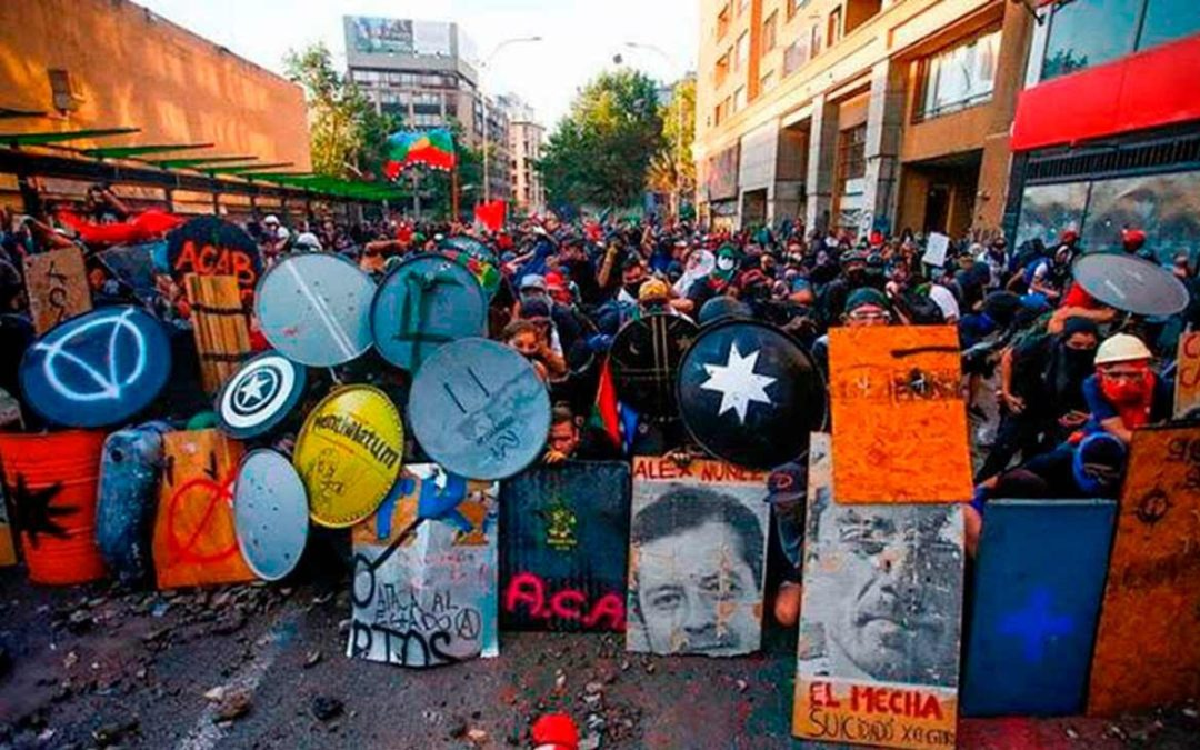 Columna en El Ciudadano: «18 de octubre de 2020: Por una cuenta pública de los pueblos en revuelta»