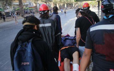 «Sí hay heroísmo en los 'Primera Línea'», columna de Roberto Fernández para El Desconcierto