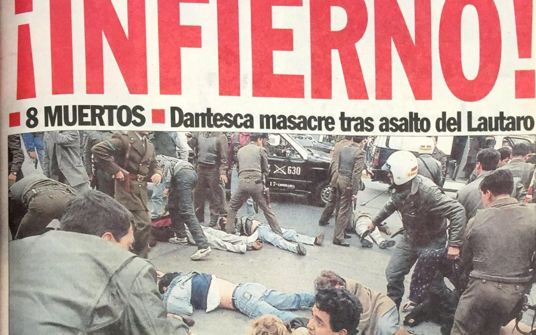 Columna de Roberto Fernández en Radio UChile: «Memoria de la violencia estatal: a 27 años de la matanza de Apoquindo»