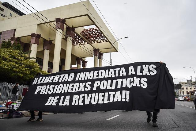 Columna en El Desconcierto: «Presos políticos: la urgencia de una anmistía».