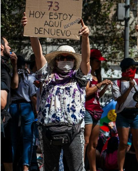 Antropóloga del PSM, Loreto López es entrevistada en el podcast de JusticeVision