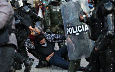 Declaración pública Programa de Psicología Social de la Memoria en apoyo al pueblo colombiano